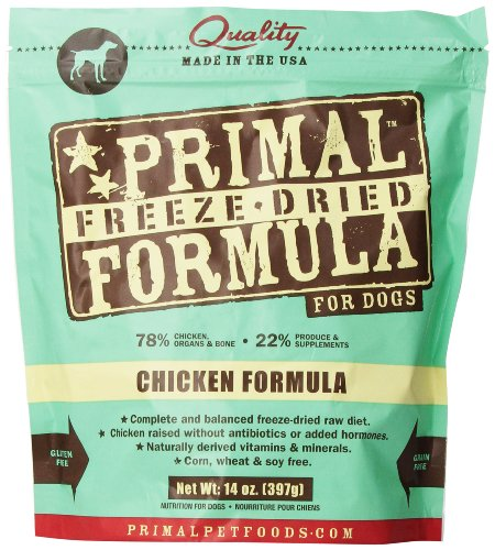 Primal Pet Foods Canine Chicken Formula Dog Food