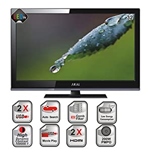 Akai 32 Inches HD-32E12 LED TV