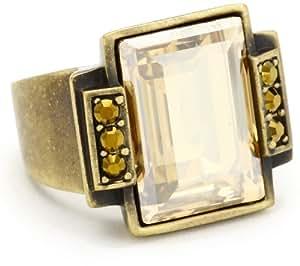 judith leiber jewelry fancy cut 3 row pave
