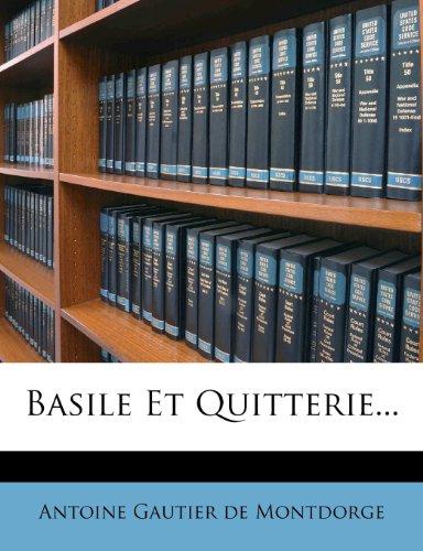 Basile Et Quitterie...