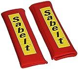 サベルト (SABELT) ショルダーパッド 3インチ レッド 2個入り 475040