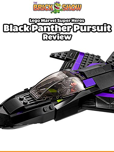 LEGO Super Heroes Captain America Civil Black Panther Pursuit Review (76047) on Amazon Prime Video UK