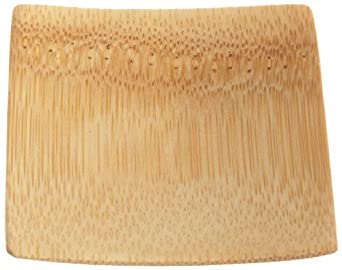 PacknWood Krabi Bamboo Mini Square Dish, 2.3-Inch x 2.3-Inch, 24 Count (Pack of 6)