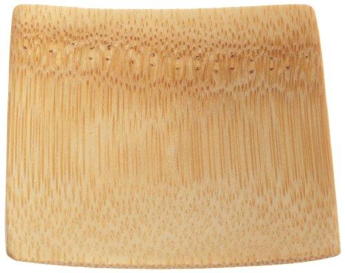 PacknWood 209BBKRABI Krabi Bamboo Mini Square Dish, 2.3-Inch x 2.3-Inch, 24 Count (Pack of 6)