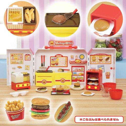 こなぷん ハンバーガーキッチン