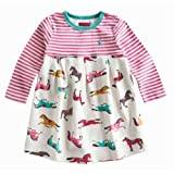 Joules Baby Girls Dress Pony (BabyHayley): 12-18 mo