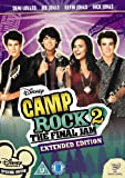 Camp Rock 2: The Final Jam [DVD]