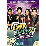 Camp Rock 2: The Final Jam [DVD]by Demi Lovato