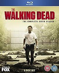 The Walking Dead - Season 6 [Blu-ray] [2016]
