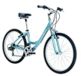 Diamondback Bicycles Women's 2015 Serene Classic Complete Comfort Bike, 17-Inch/Medium, Blue