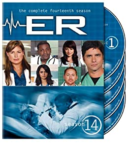 ER: The Complete Fourteenth Season by Warner Home Video