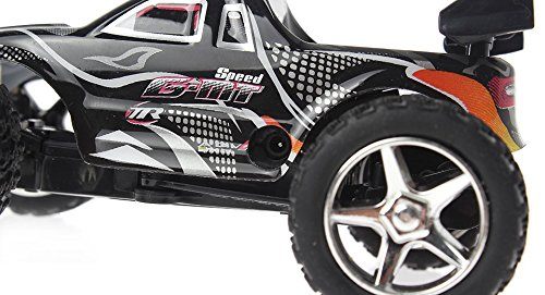 Wltoys 2019 High Speed Mini Remote Control R/C Racing Car-2019, Black - (Premium Quality)