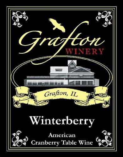 Nv The Grafton Winery Winterberry Wine 750 Ml