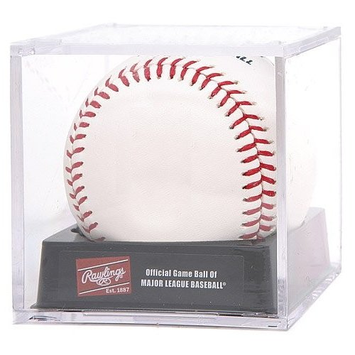 Made by Rawlings MLB official baseball-only cases ) ( * case only