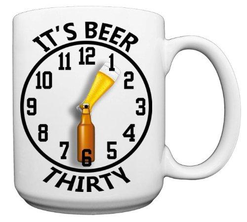 Beer Thirty Coffee Mug From Redeye Laserworks
