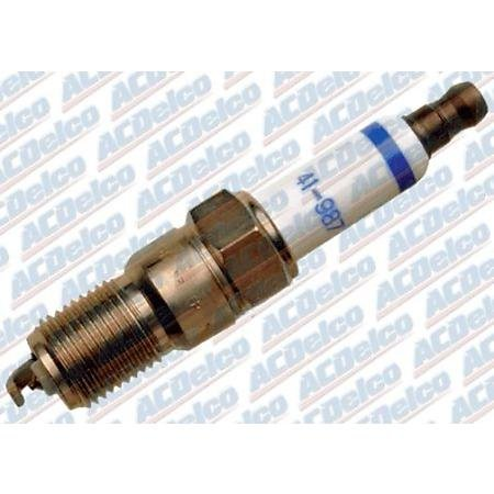 ACDelco Spark Plug - 41-987 acdelco 10426455 gm original equipment cruise control release switch