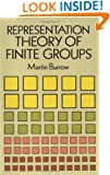Representation Theory of Finite Groups (Dover Books on Mathematics)
