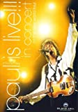 Paul Mccartney - Is Live!!! in Concert on the New World Tour [DVD]