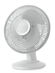 """Lasko 3-Speed 12"""" Table Fan - White"""