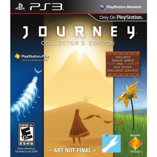 【HG特典付き】PS3 Journey Collector¥'s Edition アジア版