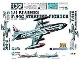 KTH80101 1:48 Kitty Hawk F-94C Starfire Fighter US Air Force MODEL KIT by Kitty Hawk Model