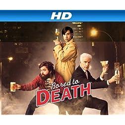 Bored to Death Season 2 [HD]