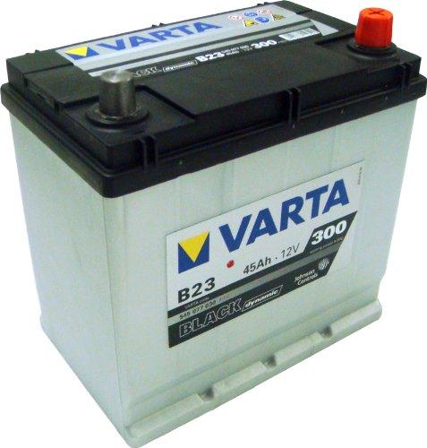 VARTA BLACK DYNAMIC AUTOBATTERIE B23 12V 45AH