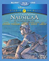 Nausicaa Of The Valley Of The Wind Two-disc Blu-raydvd Combo from Walt Disney Home Entertainment Presents A Studio Ghibli Film