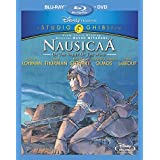 Nausicaa of the Valley of the Wind [Blu-ray + DVD]by Hayao Miyazaki