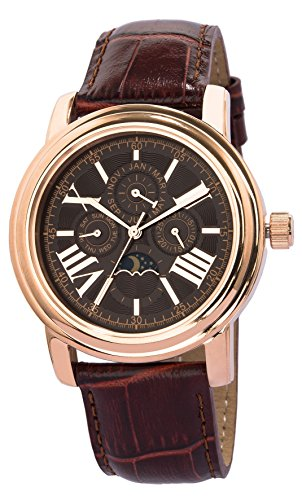 Hugo von Eyck gents quartz watch Cygnus, HE 311-355