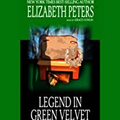 The Legend in Green Velvet | [Elizabeth Peters]