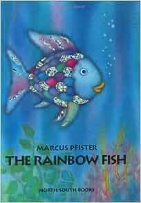 The rainbow fish mini book marcus pfister for The rainbow fish by marcus pfister