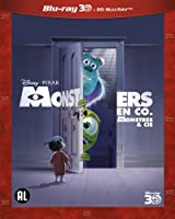 Monstres & Cie - 3d+2d [Blu-ray]