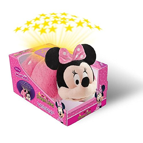 Disney Pillow Pets Dream Lites - Minnie Mouse Stuffed Animal Plush Toy - 51isBa4aBoL - Disney Pillow Pets Dream Lites – Minnie Mouse Stuffed Animal Plush Toy