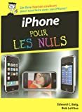 iPhone pour les Nuls
