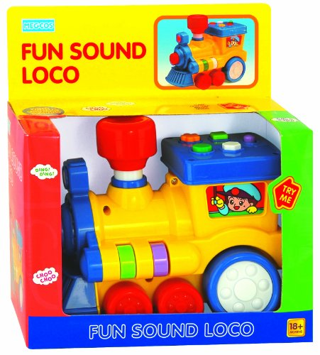 megcos Fun Sound Loco - 1