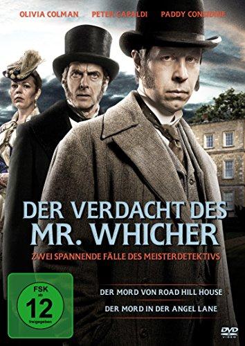 Der Verdacht des Mr. Whicher - Der Mord von Road Hill House / Der Mord in der Angel Lane