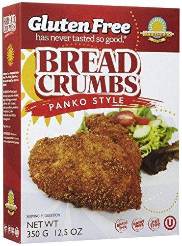 Make Gluten Free Crab Stuffed Mushrooms Appetizers with Kinnikinnick Panko Bread Crumbs