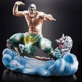One Piece Mister 2 Bon Clay Log Box Impel Down Diorama Figurine Trading vol.1...