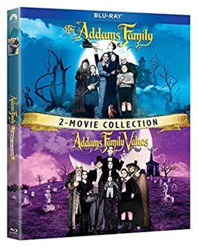 Blu-ray : Addams Family / Addams Family Values 2 Movie Coll (2 Discos)