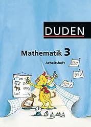 """Duden Mathematik - Grundschule - Östliche Bundesländer und Berlin: 3. Schuljahr - Arbeitsheft: Mit Lernstandserhebungen """"Spitze in Mathematik"""""""