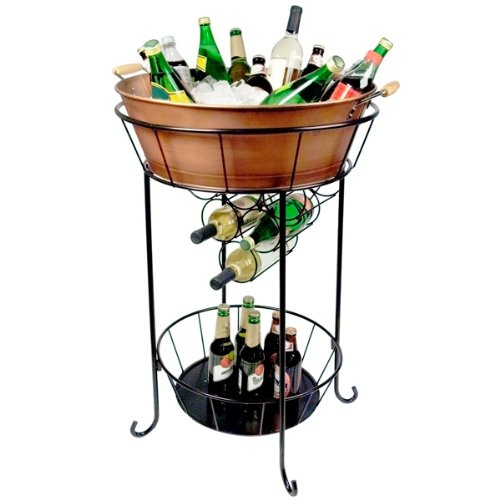 Artland Oasis Party Station, Antique Copper (Beverage Cooler Stand compare prices)