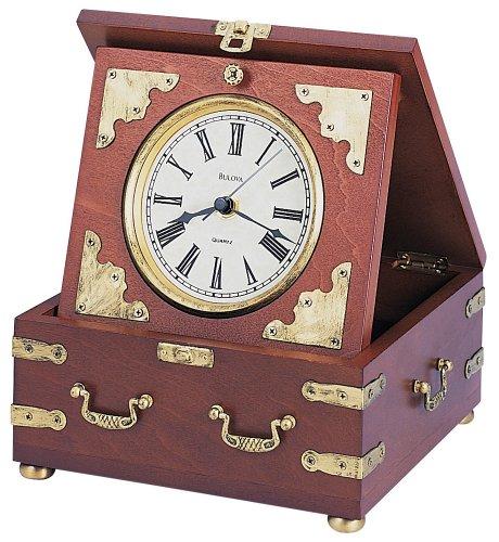 Bulova Edinbridge Mantel Clock B7450