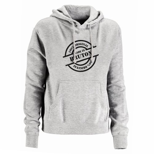 Made In Bruton Mens Hoodie, Size 3X-Large