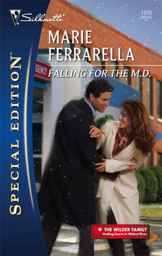 Image of Falling for the M.D. (Silhouette Special Edition / The Wilder Family)