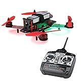 AKASO-F250S-RTF-Racer-Quadcopter-QAV-250-carbon-fiber-frame-w-Remote-Control