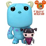 Funko POP! Disney Monsters INC. San Diego Comic Con EXCLUSIVE Sulley & Boo Vinyl Figures