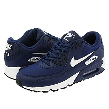 NIKE WMNS AIR MAX 90 NAVY/WHITE/BLACK[並行輸入品]