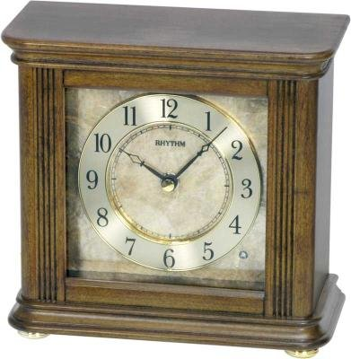 Braxton Musical Mantle Clock by Rhythm Clocks