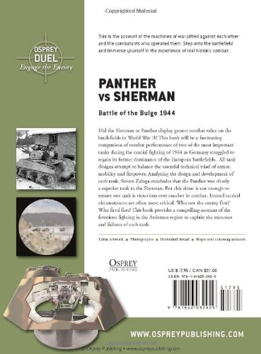 Panther vs Sherman: Battle of the Bulge 1944: 0 (Duel)